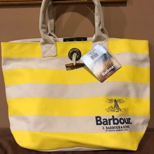Barbour Simple Tote